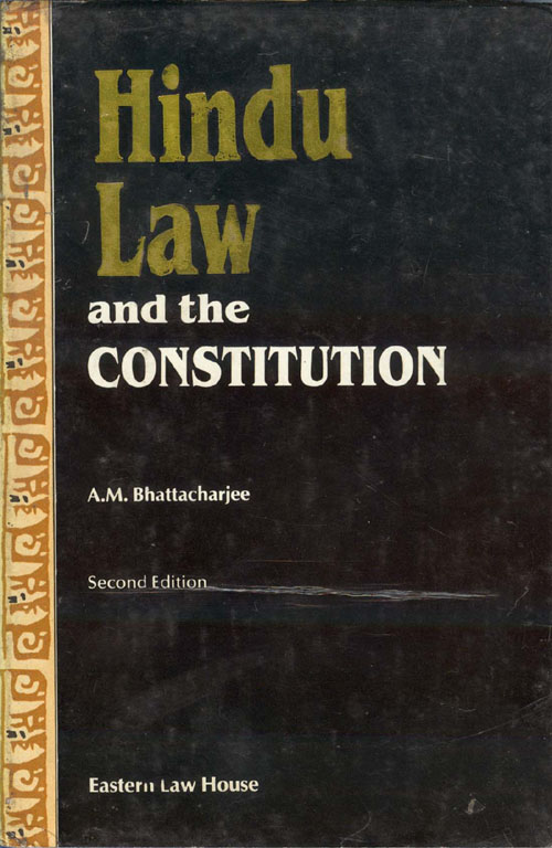Hindu Law & the Constitution