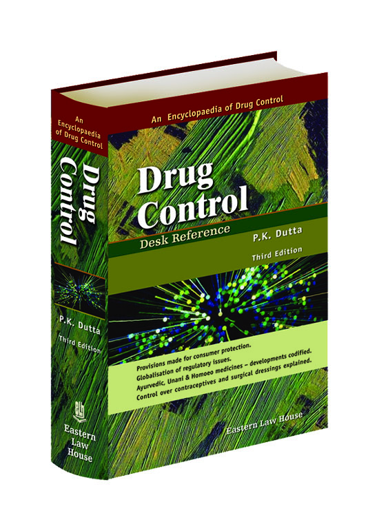 Drug Control Desk Reference