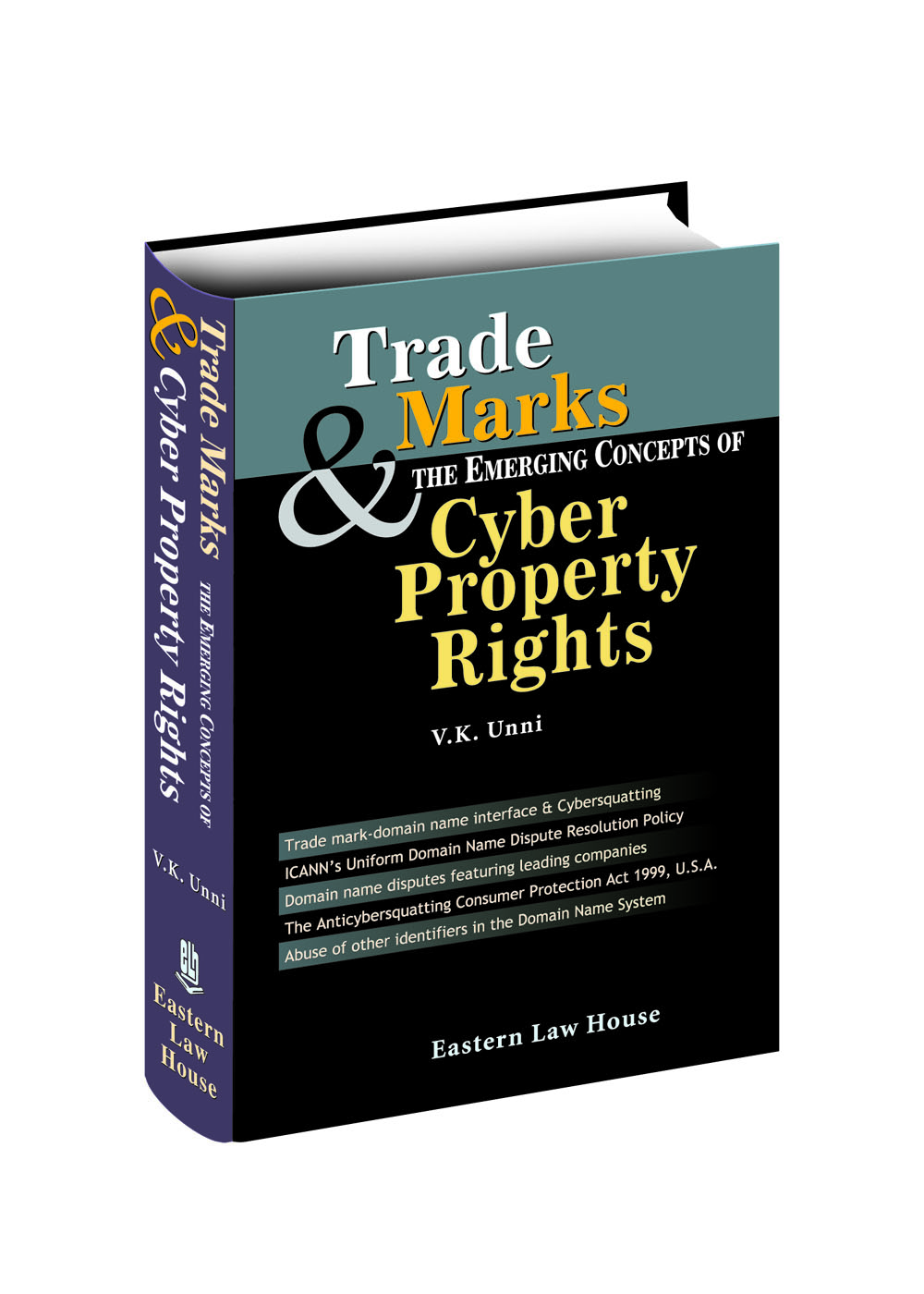 Trade Marks & the Emerging Concepts of Cyber Property Rights