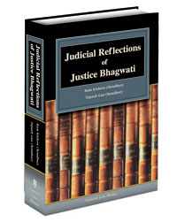 Judicial Reflections of Justice Bhagwati