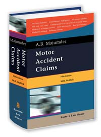 A.B. Majumder's Motor Accident Claims