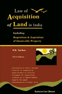 Law of Acquisition of Land in India