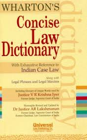 Wharton's Concise Law Dictionary