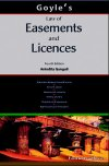 Goyle's Law of Easements & Licences